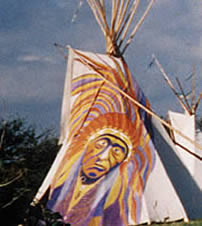Indian's Head Tipi
